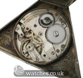 Solvil Vintage Masonic Watch Watch - 1020 - Ref: SO-154F