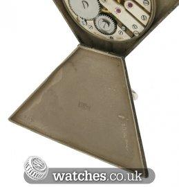 Tempor Vintage Masonic Pocket Watch Watch - Unknown - Ref