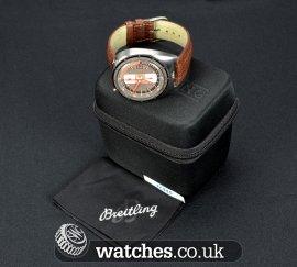 Breitling Vintage Chrono Matic Bullhead