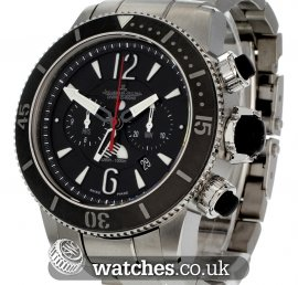 Jaeger LeCoultre Master Compressor Diving Chronograph GMT Navy Seals Limited Edition