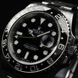 RO20713S Rolex GMT Master II Close1