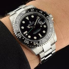 RO20713S Rolex GMT Master II Wrist