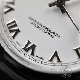 RO20089S Rolex Day Date 18ct White Gold Close6
