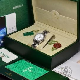 RO20089S Rolex Day Date 18ct White Gold Box