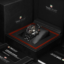 TA21052S Tag Heuer Carrera Chronograph Day Date Box