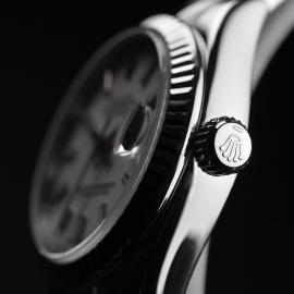 RO21180S Rolex Ladies Datejust Midsize Close3