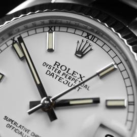 RO21180S Rolex Ladies Datejust Midsize Close5