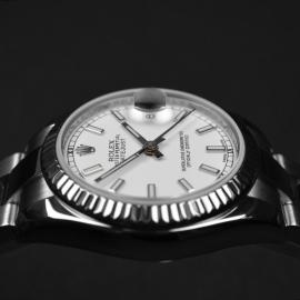 RO21180S Rolex Ladies Datejust Midsize Close9