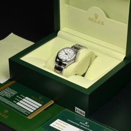 RO21180S Rolex Ladies Datejust Midsize Box