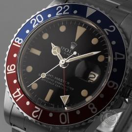 RO21200S Rolex Vintage GMT Master Close1