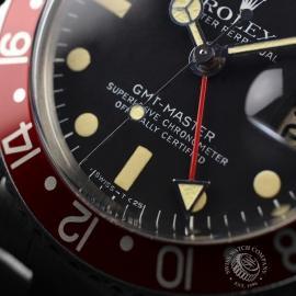 RO21200S Rolex Vintage GMT Master Close6