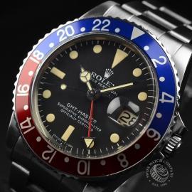 RO21200S Rolex Vintage GMT Master Close2 1