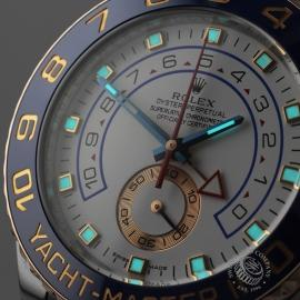 RO18491S Rolex Yachtmaster II Close1