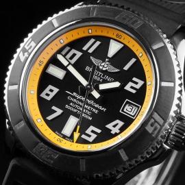 BR21568S Breitling SuperOcean 42 Close2