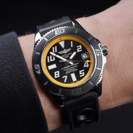 BR21568S Breitling SuperOcean 42 Wrist