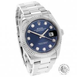 RO21660S Rolex Datejust 36mm DIal