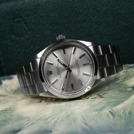RO1914P Rolex Vintage Oyster Perpetual Close10