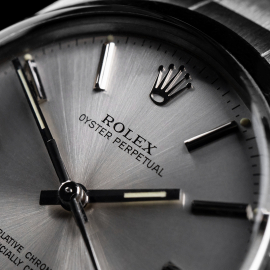 RO1914P Rolex Vintage Oyster Perpetual Close3 1