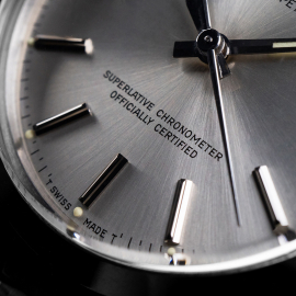 RO1914P Rolex Vintage Oyster Perpetual Close4 1