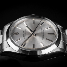 RO1914P Rolex Vintage Oyster Perpetual Close6
