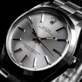RO1914P Rolex Vintage Oyster Perpetual Close2