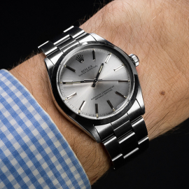 RO1914P Rolex Vintage Oyster Perpetual Wrist