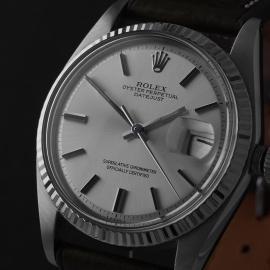 RO1915P Rolex Vintage Datejust 36 Close1