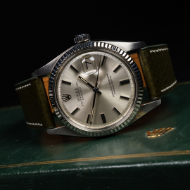 RO1915P Rolex Vintage Datejust 36 Close10