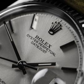 RO1915P Rolex Vintage Datejust 36 Close3