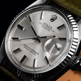RO1915P Rolex Vintage Datejust 36 Close2