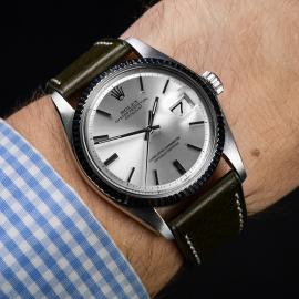 RO1915P Rolex Vintage Datejust 36 Wrist