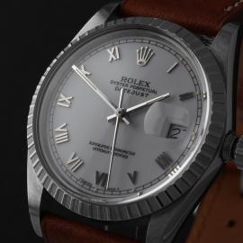 RO1916P Rolex Vintage Datejust 36 Close1