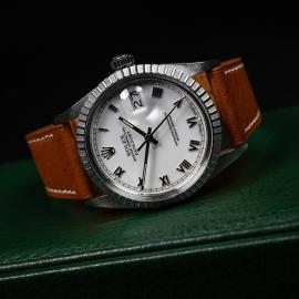 RO1916P Rolex Vintage Datejust 36 Close10