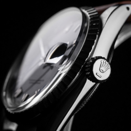 RO1916P Rolex Vintage Datejust 36 Close7