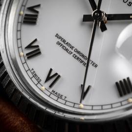 RO1916P Rolex Vintage Datejust 36 Close4