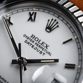 RO1916P Rolex Vintage Datejust 36 Close3