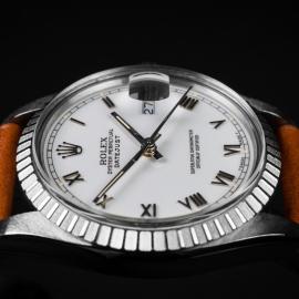 RO1916P Rolex Vintage Datejust 36 Close6