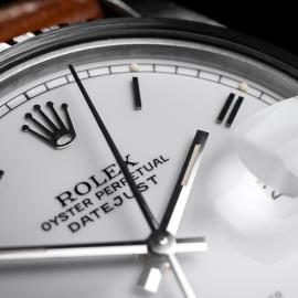 RO1916P Rolex Vintage Datejust 36 Close5
