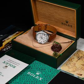 RO1916P Rolex Vintage Datejust 36 Box