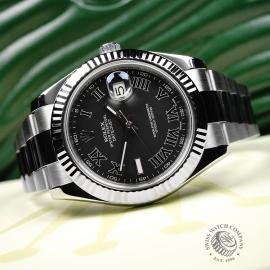 RO22031S Rolex Datejust II Close2