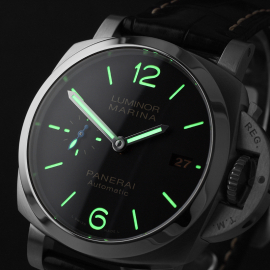 PA22015S Panerai 1950 Luminor Marina 3 Days Close1