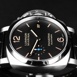 PA22015S Panerai 1950 Luminor Marina 3 Days Close6 1