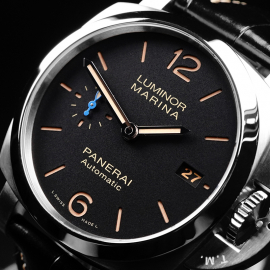 PA22015S Panerai 1950 Luminor Marina 3 Days Close2