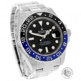 RO22024S Rolex GMT-Master II Dial
