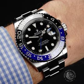RO22024S Rolex GMT-Master II Wrist