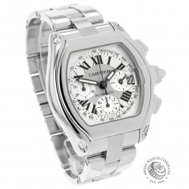 CA22040S Cartier Roadster Chronograph Dial