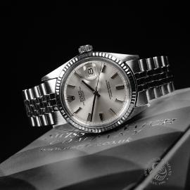 RO22030S Rolex Vintage Datejust 36 Close10