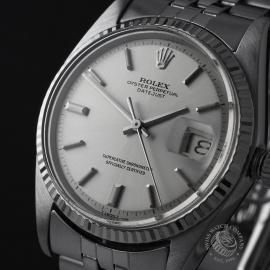 RO22030S Rolex Vintage Datejust 36 Close1
