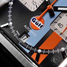TA21997S Tag Heuer Monaco Calibre 12 'Gulf Edition'  Close4 1