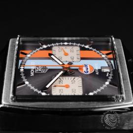 TA21997S Tag Heuer Monaco Calibre 12 'Gulf Edition'  Close6